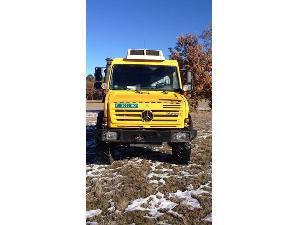 Buy Online Trucks Mercedes-Benz unimog u4000  second hand