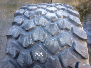 Sales Inner tubes, Tires and Wheels MICHELIN 24r21  xzl 176g tl used aa Used