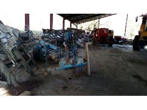 Sales Mouldboard Ploughs Lemken arado pentasurco Used