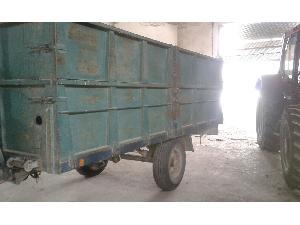 Sales Farm trailer Desconocida remolque Used