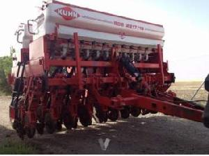 Offers No-Till Seed Drill Kuhn  used
