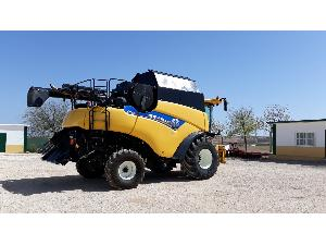 Buy Online Forage Harversters New Holland cr8070  second hand