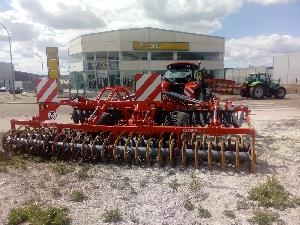 Sales Disc harrows Unia grada rapida arrastrada  marca  modelo ares hp Used