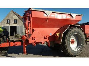 Sales Trailed Fertilizers Rauch tsw 7000 wagen Used