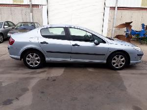 Buy Online Renting Peugeot 407  second hand