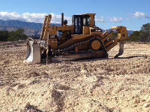 Buy Online Bulldozers Caterpillar cat d9l  second hand