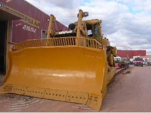 Sales Bulldozers Caterpillar d10n Used