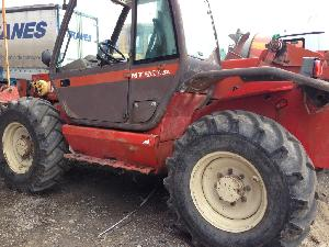 Buy Online Telescopic Handlers Manitou mt1330  second hand