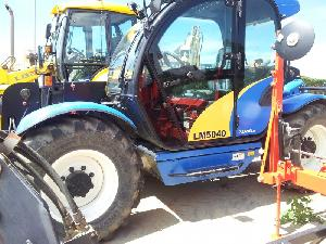 Sales Telescopic Handlers New Holland lm5040 delta Used