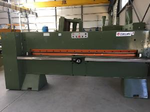 Offers Shears CASATI  2600mm used
