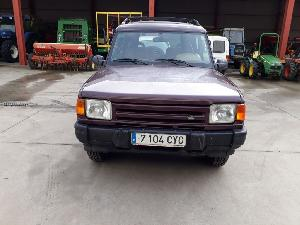 Sales Renting Land Rover discovery 2.5 td Used