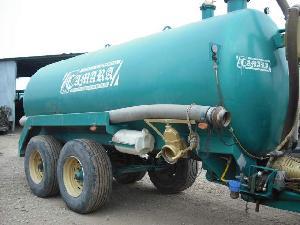 Sales Slurry tanks Camara cd12000 Used