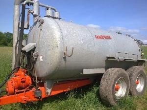 Buy Online Slurry tanks Carruxo ct 7000  second hand