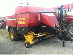 Buy Online Large balers New Holland bb960  second hand
