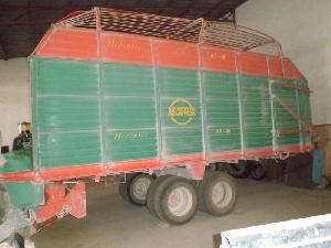 Sales Self loading wagons Juscafresa hercules aj 46 Used