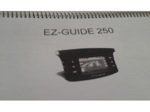 Buy Online GPS screens Teagle ez-guide 250  second hand