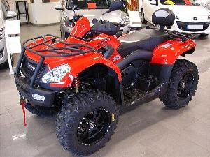 Sales Quad bike GOES 625i max limited edition diablo Used