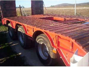Buy Online Tipping trailer Leciñena   second hand