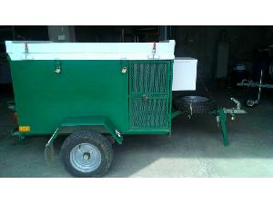 Sales Dog Carrier Trailers Comanche  Used