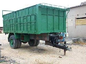 Offers Tippers trailers Uriach Gombau rb4 used