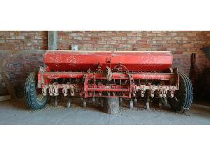 Sales Till Seed Drill Sola supersem 680 Used