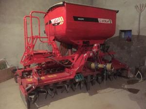 Offers Precision Seeder Sola neu252 used