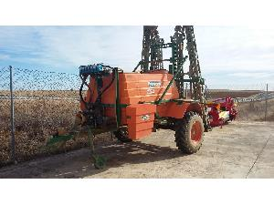 Buy Online Tractor-mounted sprayer AGRICOL carro herbicida  second hand