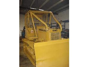 Offers Track-type tractors Caterpillar d3b used