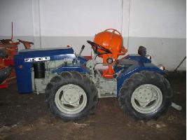Tractores agrícolas Ebro A-21-L DT Ebro