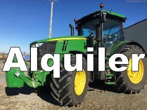 Sales Tractors John Deere 7230r Used