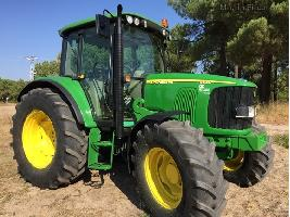 Tractores agrícolas 6220 John Deere