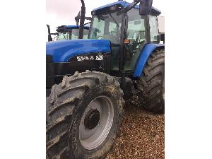 Buy Online Tractors New Holland tractor  8260  second hand
