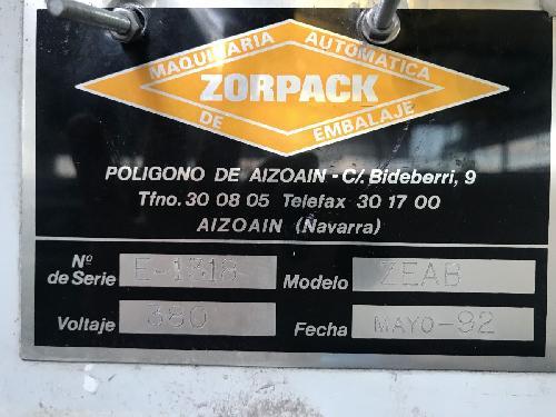 Paletizadoras TUNEL RETRACTILAR