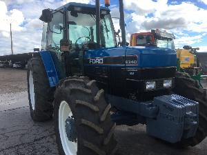 Tractores New Holland 8340 TURBO