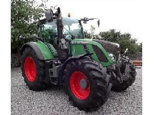 Ofertas Tractores agrícolas Fendt 720 vario profi plus De Ocasión