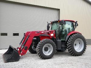 Ofertas Tractores agrícolas Case IH maxxum 125 De Ocasión