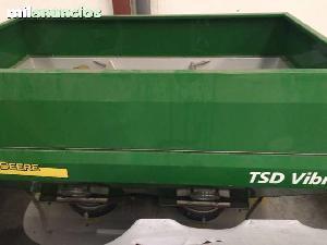 Venta de Abonadoras Suspendidas Howard tsd vibro-1500 usados