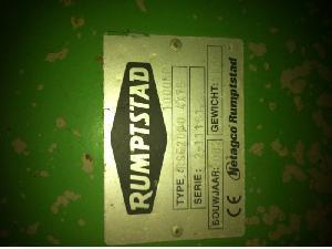 Comprar online Arados Arrastrados Rumpstad rsf 2000 4 x 75 de segunda mano