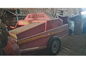Ofertas Carro carga alpacas Lerda 1100 De Ocasión
