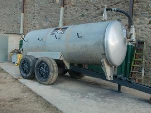 Ofertas Cisternas Corima vt-8000 De Ocasión
