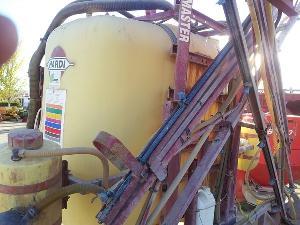 Venta de Cisternas Flexibles Hardi  usados