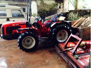 Comprar online Tractores agrícolas Antonio Carraro trf8400 de segunda mano
