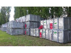 Venta de Contenedores Desconocida contenedores para tomate usados