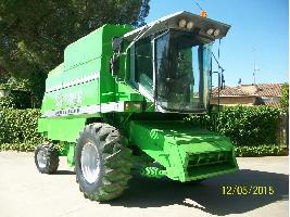 Cosechadoras de cereales 4070H Deutz-Fahr