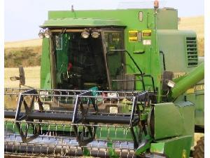 Venta de Cosechadoras de cereales John Deere 1177h-4 usados