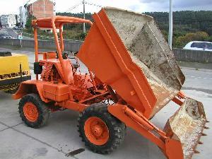 Venta de Dumpers de Obra Picursa piquersa 2500 ac usados