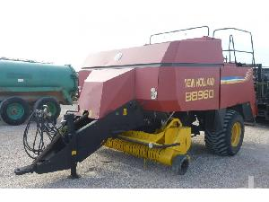 Venta de Ensiladoras New Holland bb960s usados