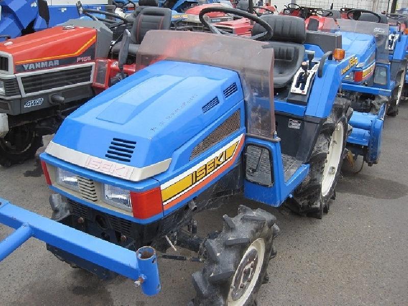 Kompakttraktor Iseki TU155F