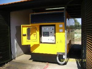 Venta de Generadores Volvo stamford usados