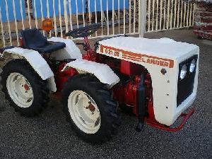 Venta de Tractores agrícolas Lander 621 dt usados